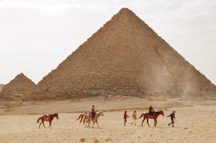 Le 5 piramidi più famose dell'Antico Egitto