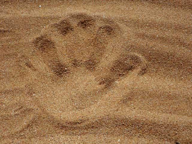 Perché i granelli di sabbia delle spiagge hanno dimensioni così varie?