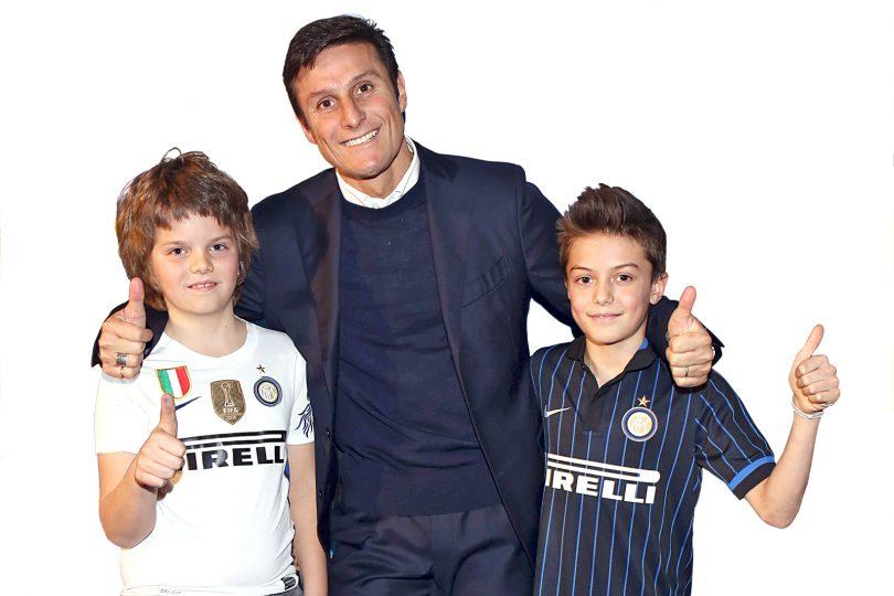 Intervista a Javier Zanetti, il capitano