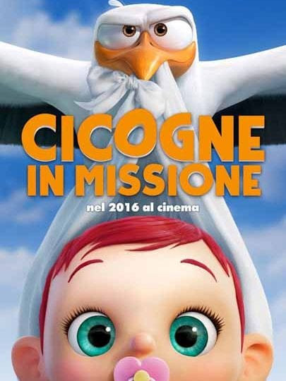 Cicogne in missione – Gallery