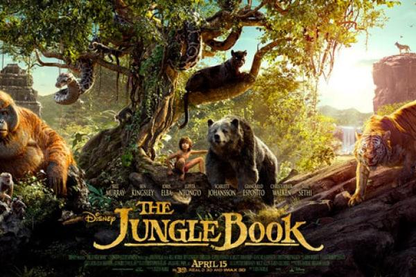 Il libro della giungla, un film da Oscar