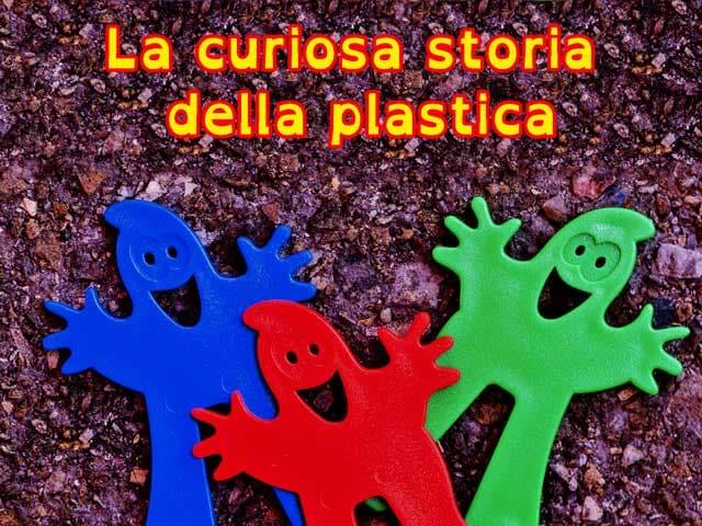 Le ricerche di Focus Junior: come è nata la plastica? Storia e curiosità