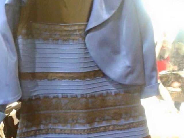 half off 7b059 c0e88 Misteri della mente | Di che colore è questo vestito ...
