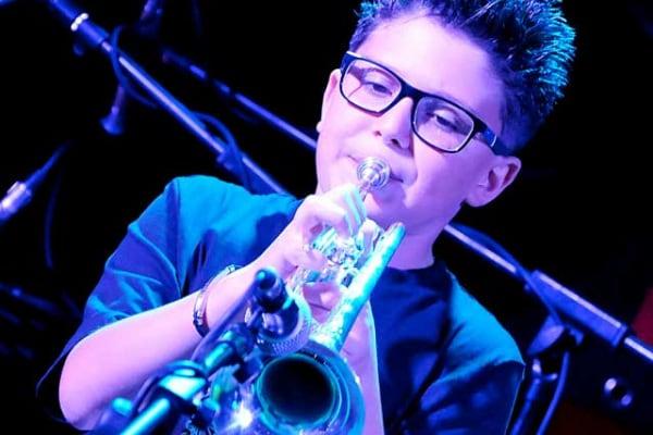 Gaetano e la sua tromba magica