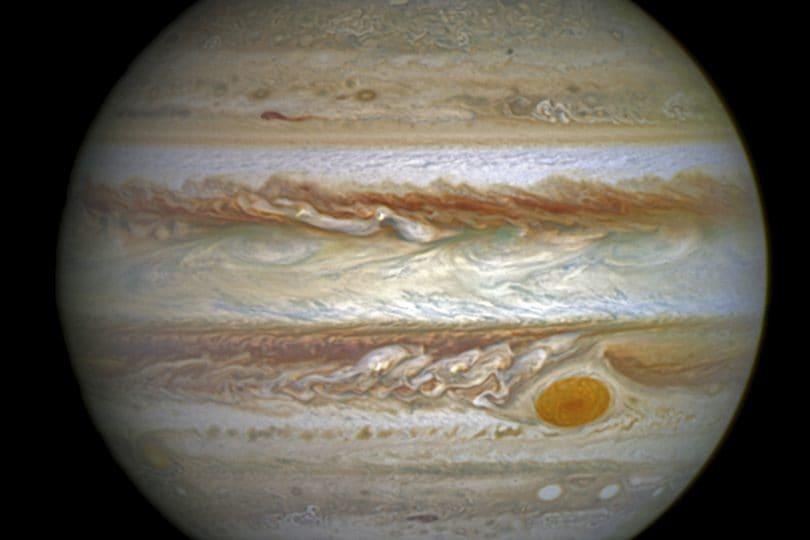La sonda Juno alla scoperta di Giove