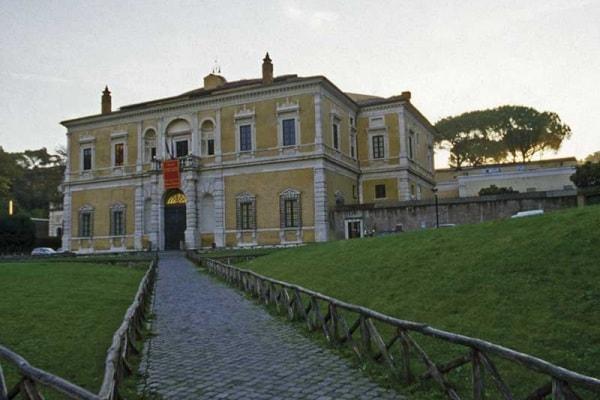 Roma | Museo Nazionale Etrusco di Villa Giulia