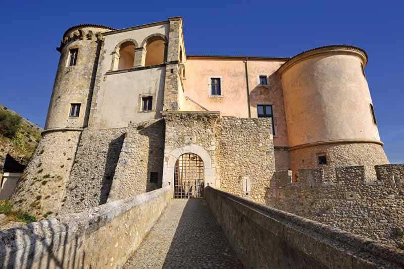 Venafro | Museo Nazionale di Castello Pandone