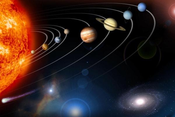 Dieci cose che non sapevi sul sistema solare