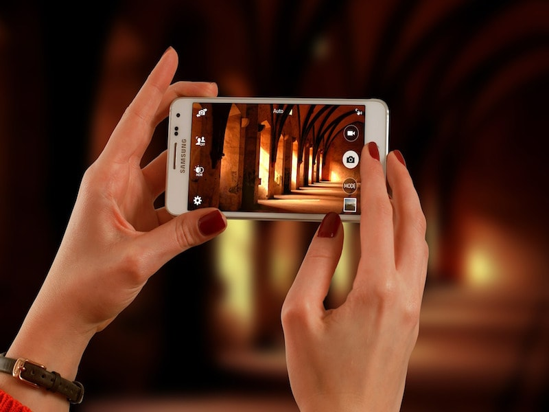 7 consigli per fare belle foto con lo smartphone