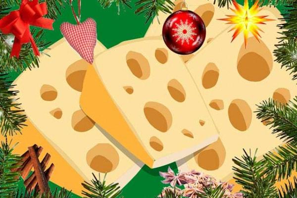 Calendario dell'avvento: e se fosse… al formaggio?