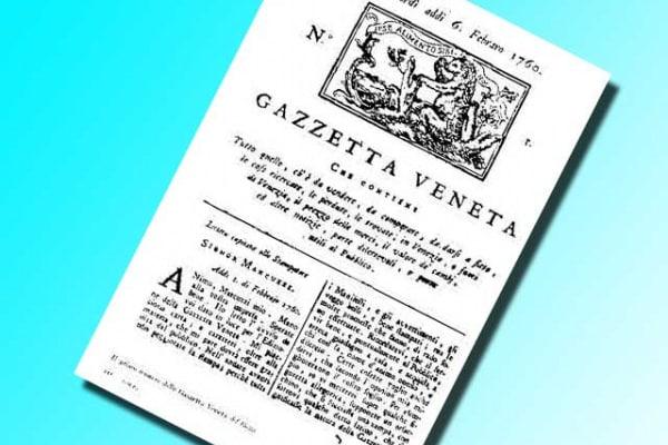 Che cos'è la Gazzetta?