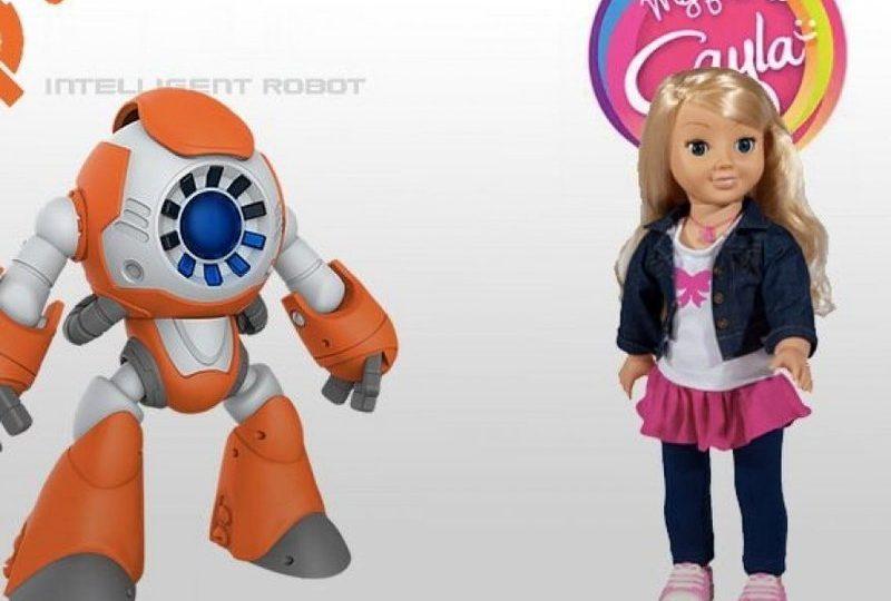 Attenzione, alcuni giocattoli sono… degli spioni!