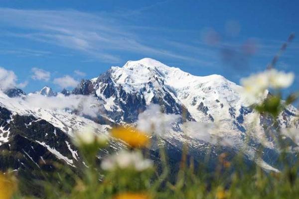 La vetta del Monte Bianco è in Italia o in Francia?