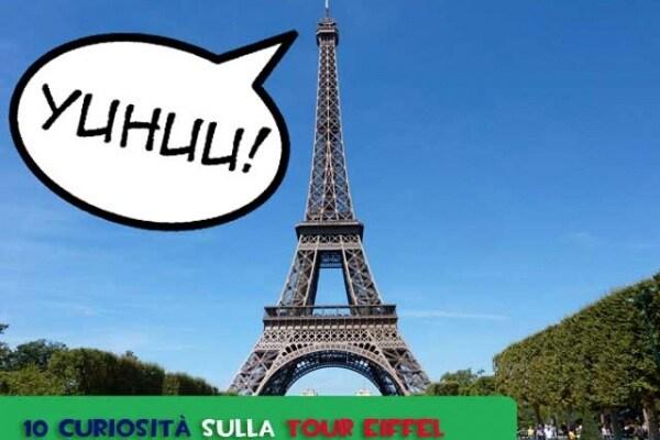 Lo sapevi che | 10 curiosità sulla Tour Eiffel!