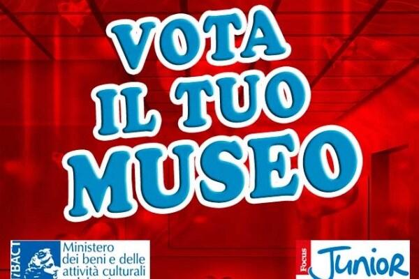 Vota il tuo museo preferito