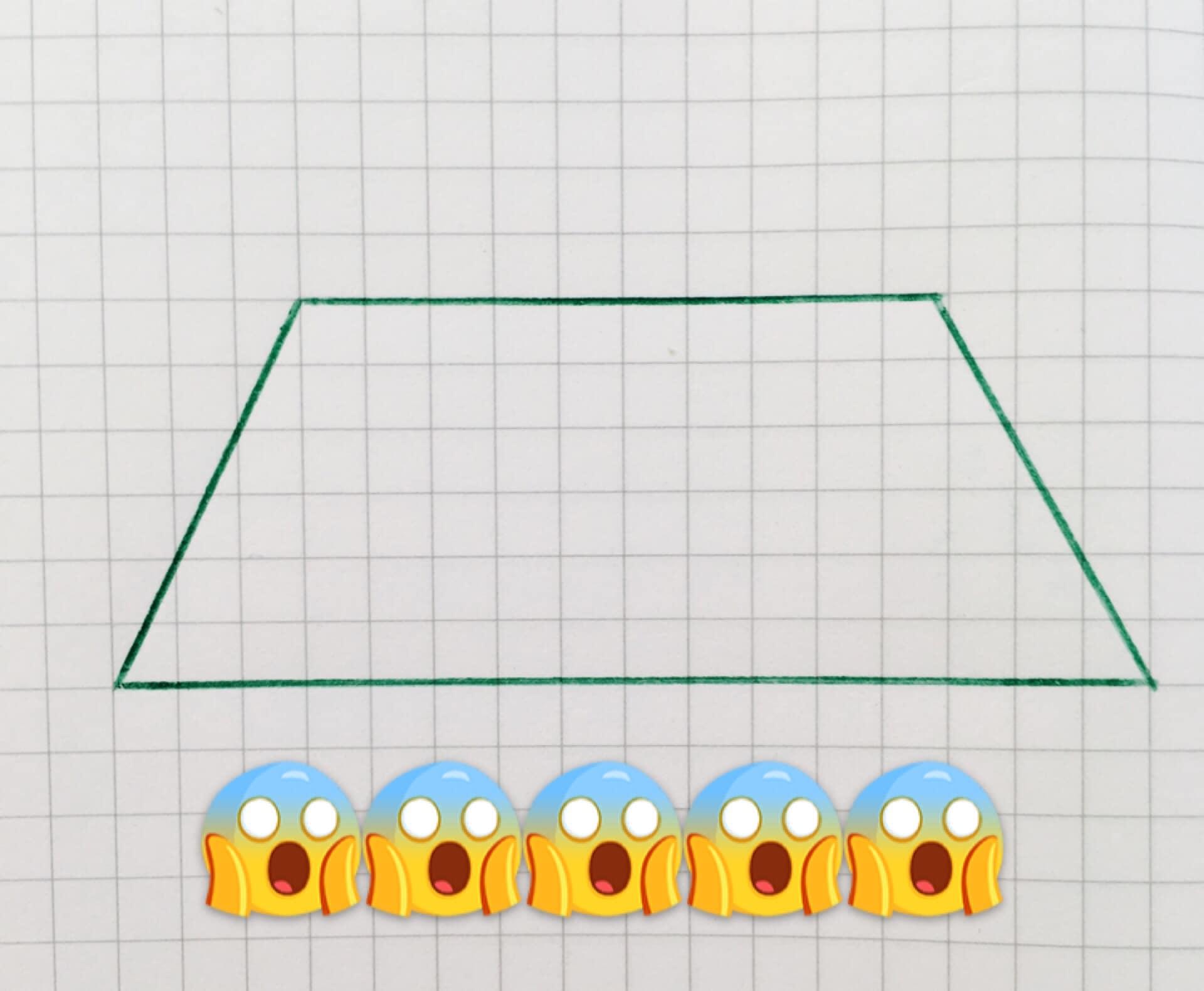 Come si calcola l'area del trapezio?