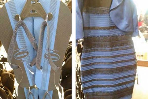 Oro, azzurro o nero | Di che colore sono?