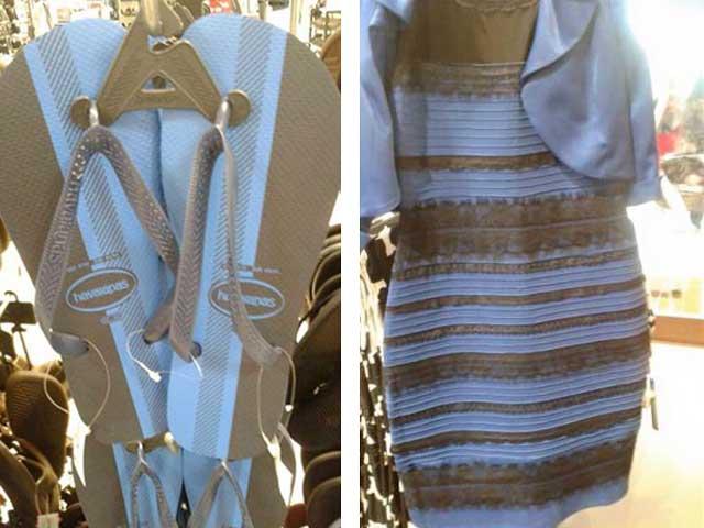 500381c7f94b ... colore e altre illusioni ottiche. illusione vestito. Oro