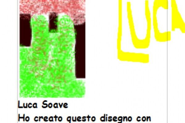 Junior Reporter: il disegno di Luca