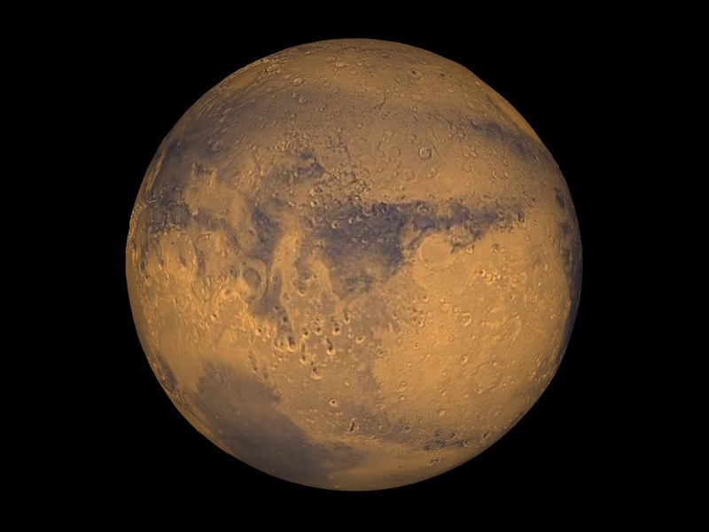 La scienza di Marte, il sorvegliato speciale