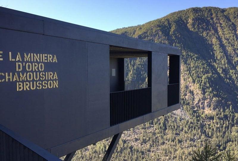 Guarda le bellezze geologiche offerte dalla Miniera di Chamousira (e dintorni)