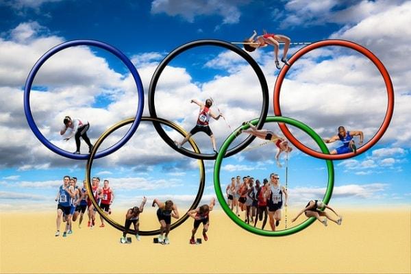 Curiosità sulle Olimpiadi: numeri olimpici