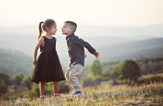 Il bacio ci fa bene? Questione di batteri!