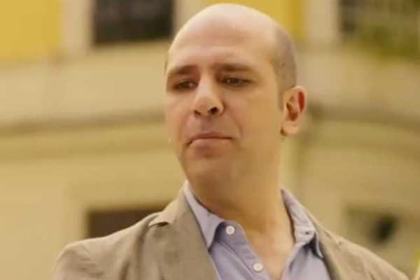 Checco Zalone recita nello spot per l'associazione Famiglie Sma