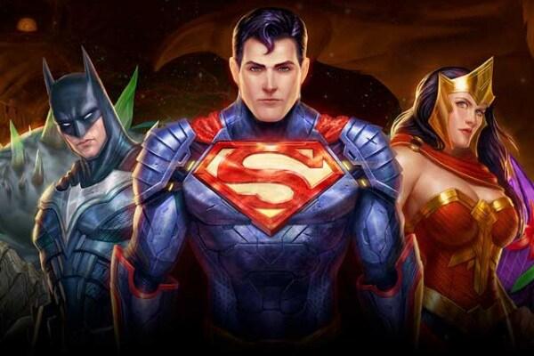 Supereroi e supercriminali fanno squadra nel gioco DC Legends