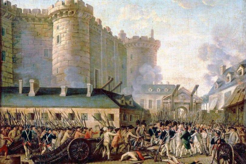 Francia | Il 14 luglio si celebra la presa della Bastiglia!