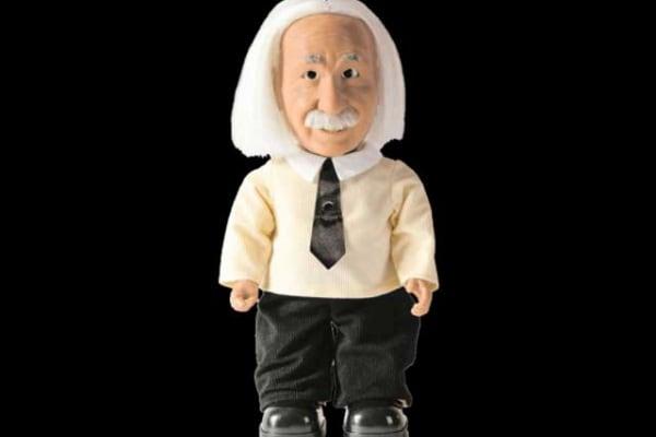 Professor Einstein, un robot genio al tuo servizio