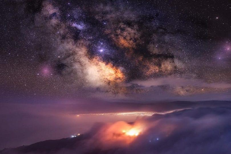 I cacciatori di galassie: meravigliose fotografie della Via Lattea!
