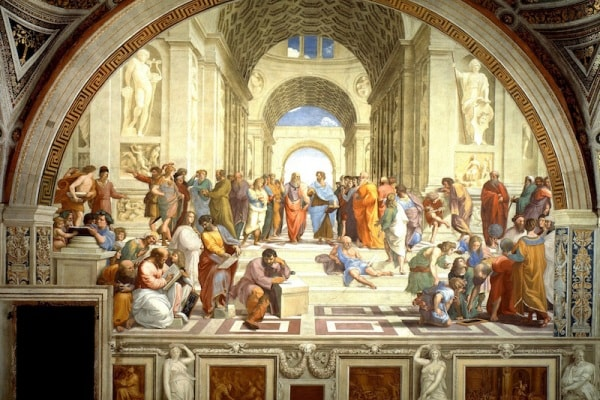 Filosofi greci: ecco i 7 più famosi