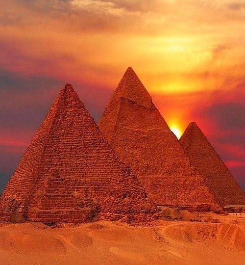 Le 7 piramidi più famose dell'Antico Egitto