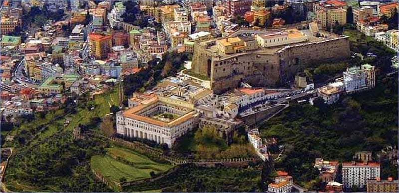 Napoli | Castel Sant'Elmo – Museo Novecento
