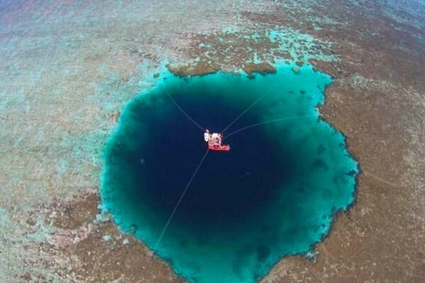 The Eye: il cratere marino più profondo del mondo è in Cina!