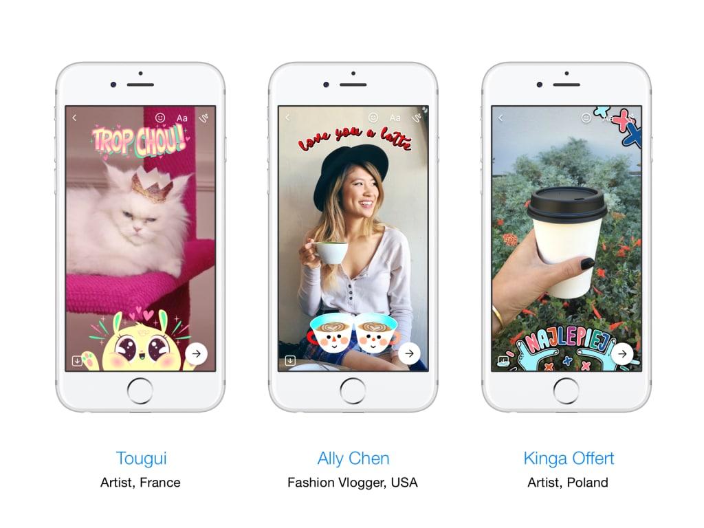 "Facebook lancia le ""storie"" stile Snapchat"