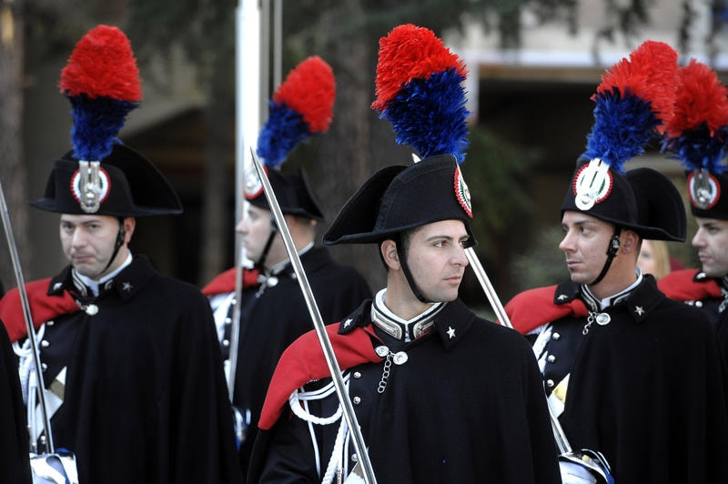 Come si diventa carabinieri?