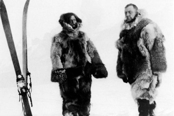 Roald Amundsen, il conquistatore del Polo Sud!
