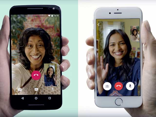 Adesso WhatsApp fa anche le videochiamate