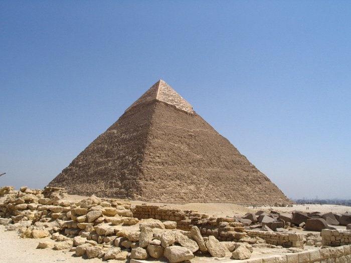 5 cose che non sai sulle piramidi egizie