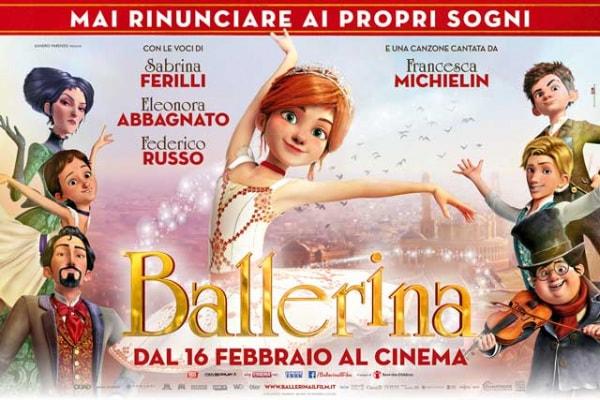 Al cinema | Ballerina il cartoon dedicato alla danza