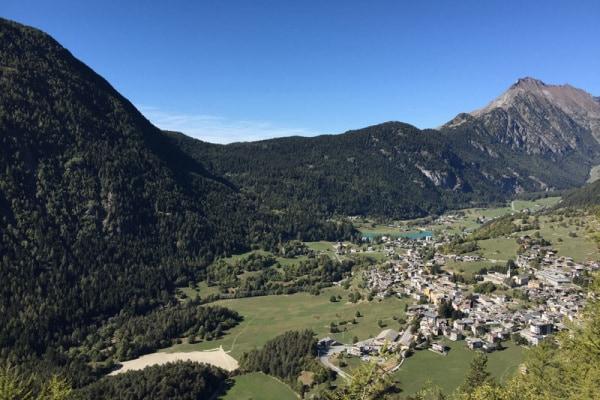Geografia d'Italia | La Val d'Aosta