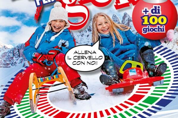 xGioko | In edicola il nuovo numero dedicato all'inverno