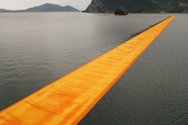 "Junior Reporter: ""The Floating Piers, il mio reportage!"""