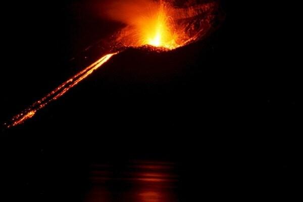 Lo sapevi che | Cosa accade prima di un'eruzione?
