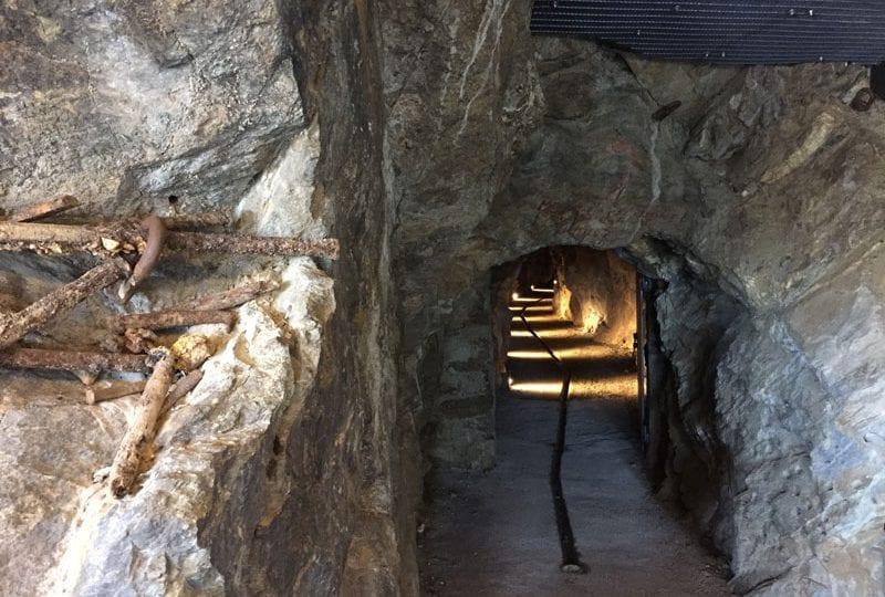 La miniera di Chamusira: l'oro della Val d'Aosta!