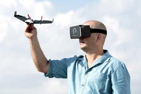 Powerup Fpv | Il drone di carta controllato dallo smartphone