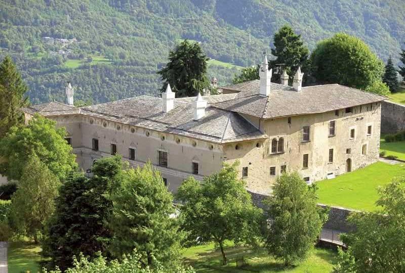 Teglio | Il museo di Palazzo Besta