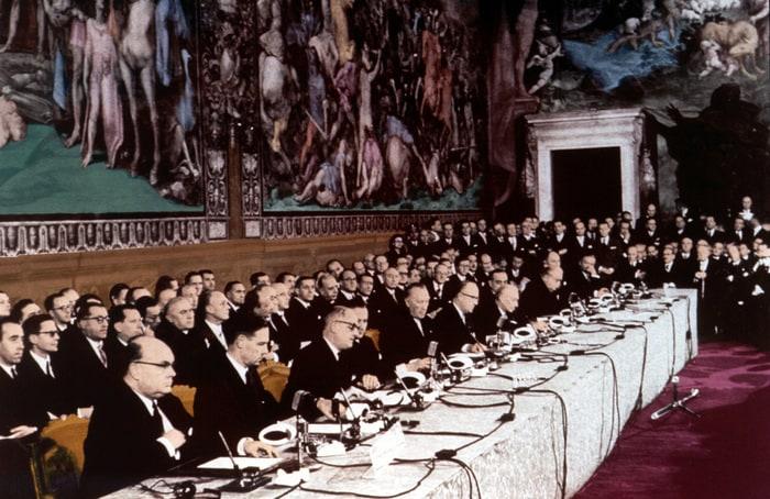 25 marzo 2017 | 60 anni dai Trattati di Roma, culla della Comunità Europea